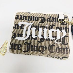 Juicy Couture Popout Heart Coin Wallet